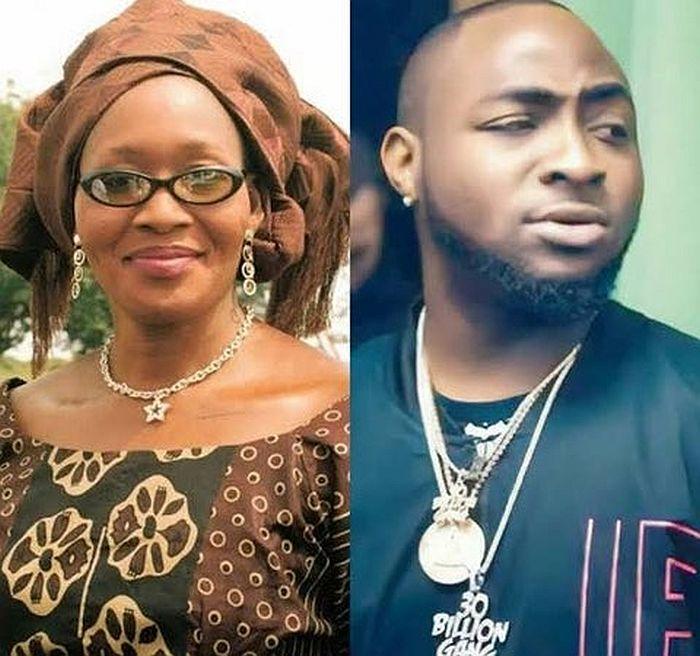 Davido's Mother Died Of Cocaine Overdose - Kemi Olunloyo