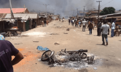 Many feared dead, 300 injured, 50 missing as 2 Anambra communities clash 6