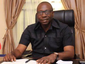 Ize-Iyamu Collects APC Governorship Nomination Form 6