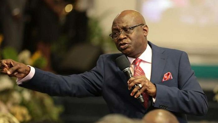 """""""Noah Was On Lockdown For 150 Days"""" – Pastor Bakare Says His Church May Not Open Till End Of The Year"""