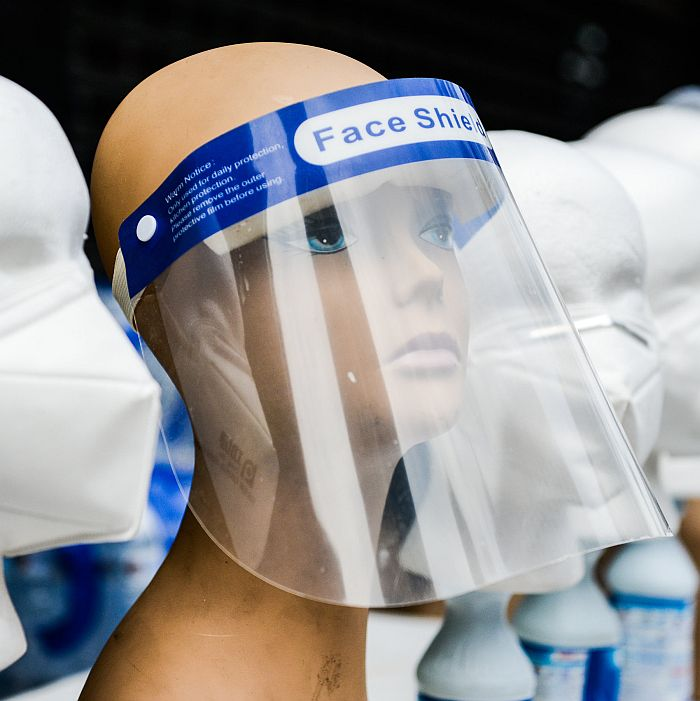 """""""There Is No Evidence That Face Shield Protects Against COVID-19"""" – NCDC 3"""