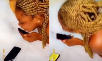 Side Chic Phones Nigerian Married Woman To Insult Her, Vows To Continue Sleeping With Her Husband (Video)