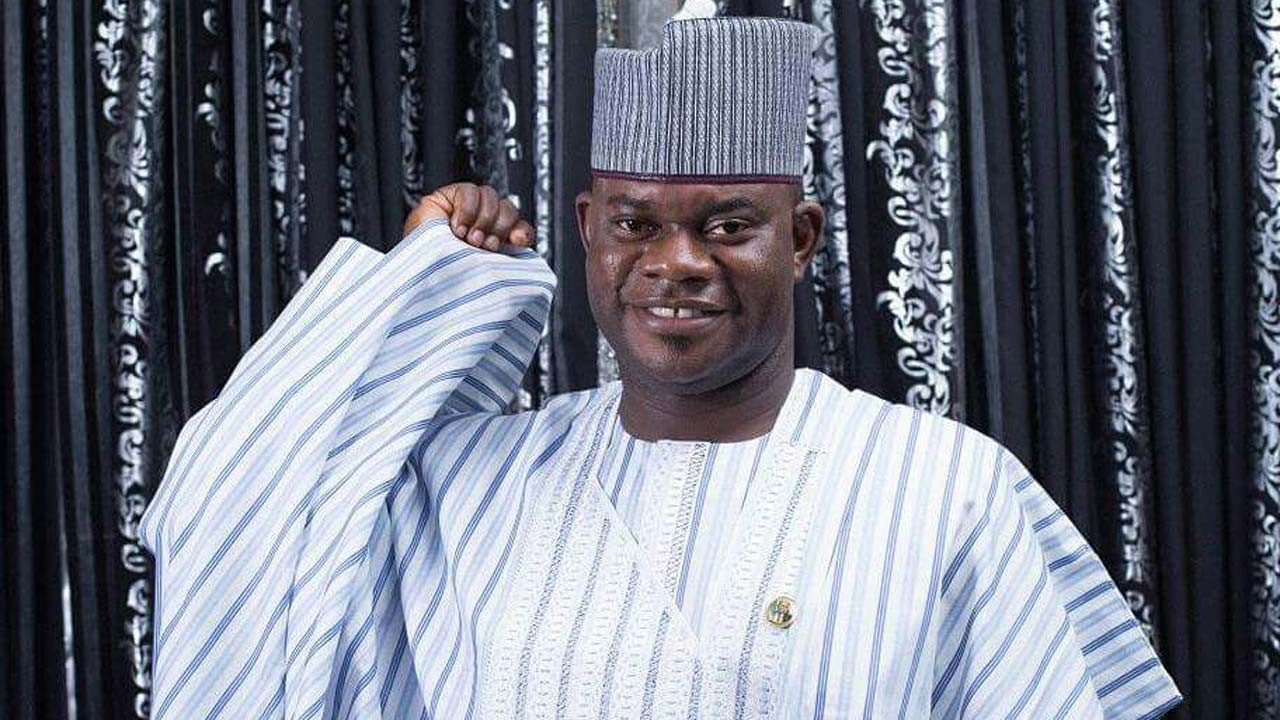10 PDP Governors Are Ready To Join APC - Governor Yahaya Bello