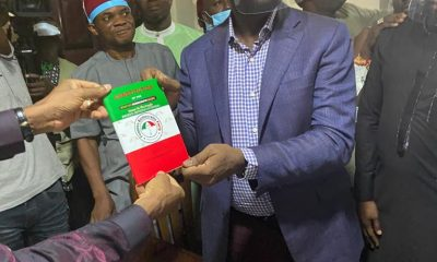 Governor Obaseki Reveals The Main Reason Why He Joined PDP