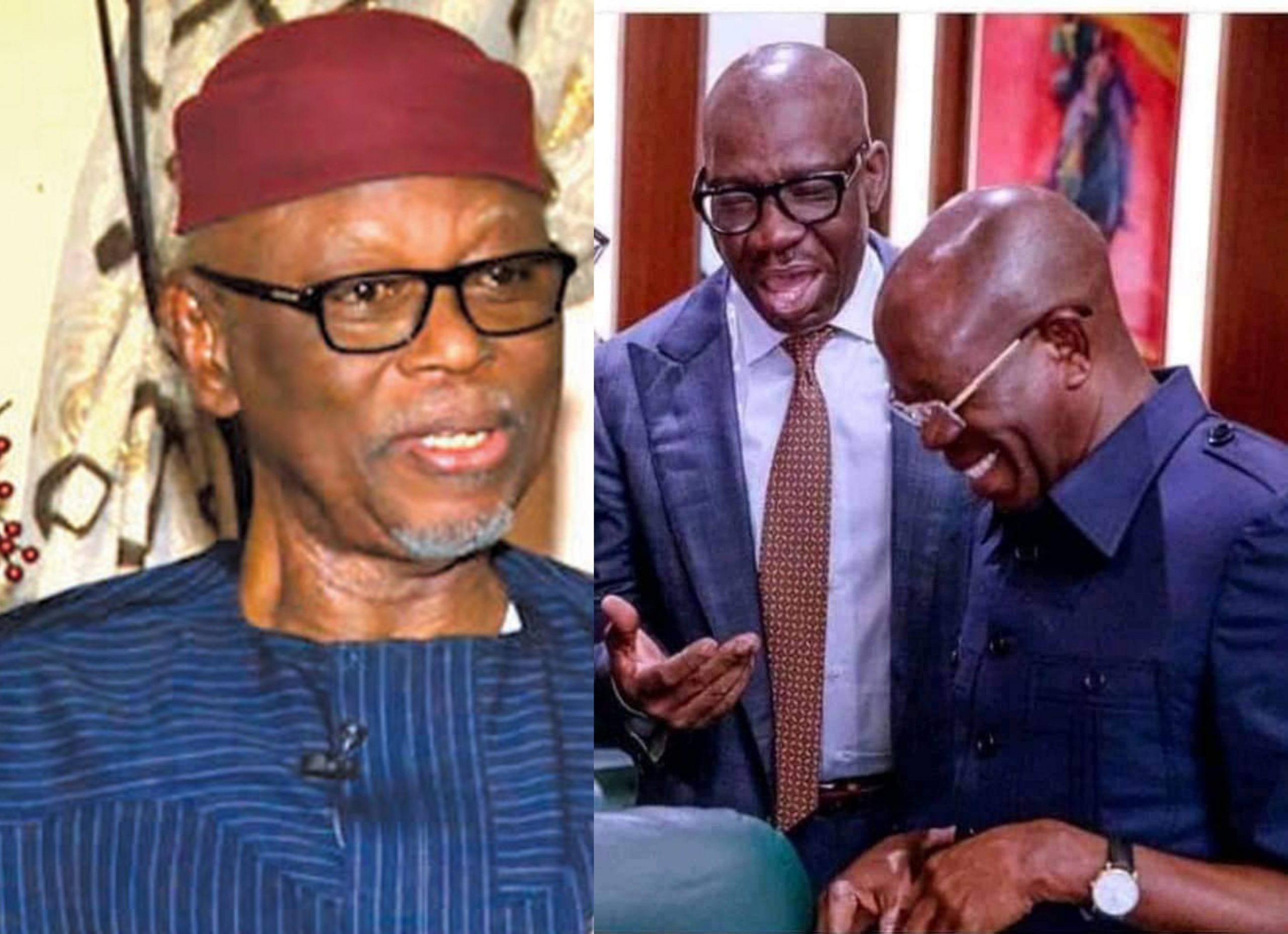 Obaseki's Disqualification: Internal Democracy Has Been Murdered In Edo State - Former APC National Chairman, Oyegun