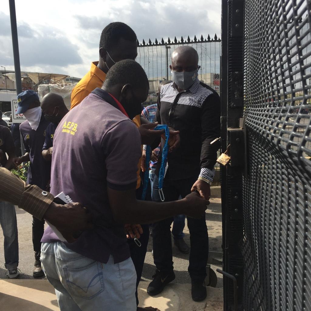 Jabi Lake Mall Shut Down Indefinitely Over Naira Marley's Concert