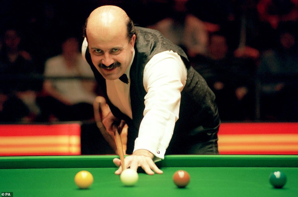 Snooker Legend , Willie Thorne Dies At The Age Of 66