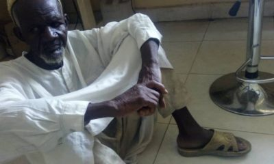80-Year-Old Man Arrested For Defiling 10-Year-Old Orphan 8