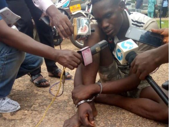 Erigga Punches His Girlfriend To Death For Denying Him S*x 3