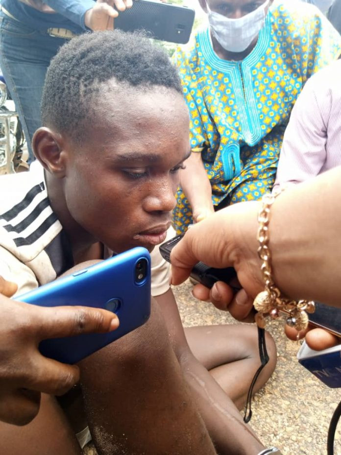 Erigga Punches His Girlfriend To Death For Denying Him S*x