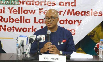 812 Health Workers Have Tested Positive For Coronavirus – NCDC Boss, Chikwe Ihekweazu