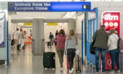 Nigeria, US, Others Excluded From List Of Travelers Allowed To Enter Europe From July 1 2