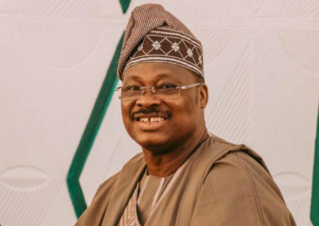 Former Oyo State Governor, Ajimobi Is DEAD