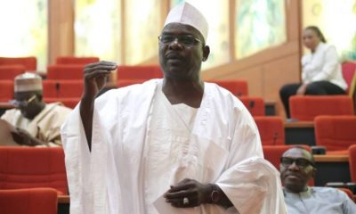 Senator Ali Ndume Calls For Salary Slash For Civil Servants Who Have Been Away From Work Due To COVID19 Pandemic