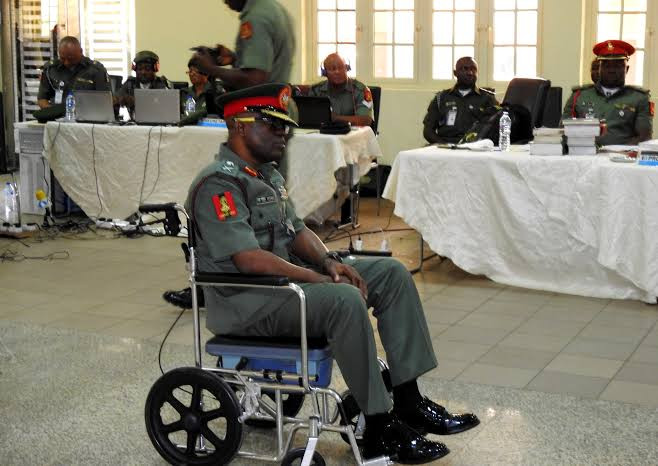 Army Court Martial Dismisses Major-General For N400m Theft