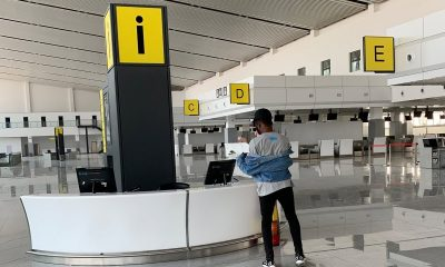 Domestic Flights May Resume June 21 - FG 13