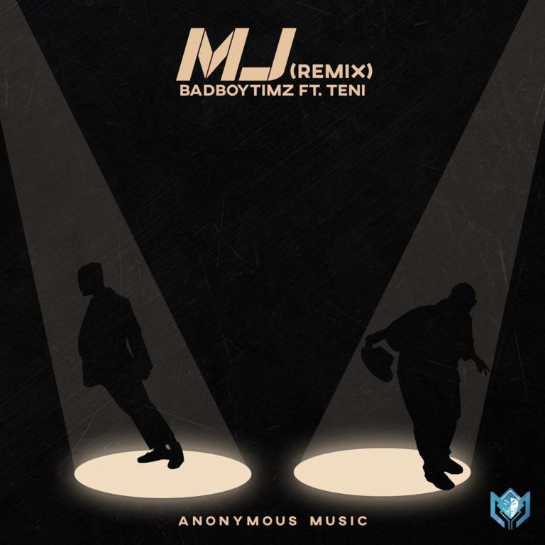 Bad Boy Timz Ft Teni MJ Remix Mp3 Download