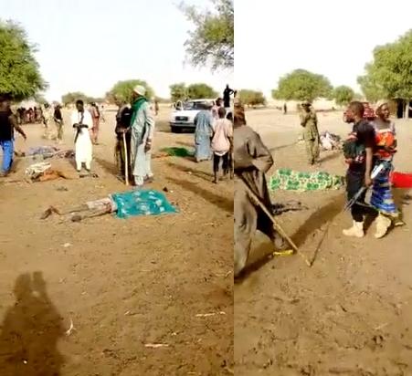 Boko Haram Members Attack Borno Community, Kill Over 60 Persons