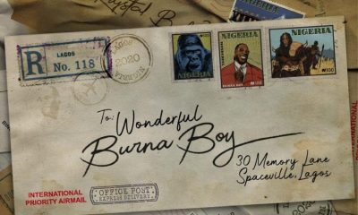 Burna Boy Wonderful Mp3 Download