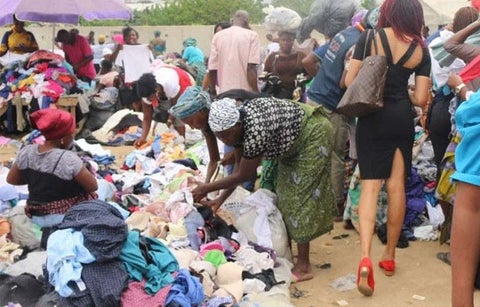 Coronavirus Patient Who Escaped From Imo Isolation Centre Caught Selling Okrika In Ondo Market
