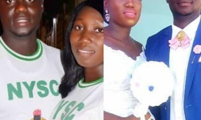 Corps Members Who Met At Jigawa State Orientation Camp Gets Married (Photos)