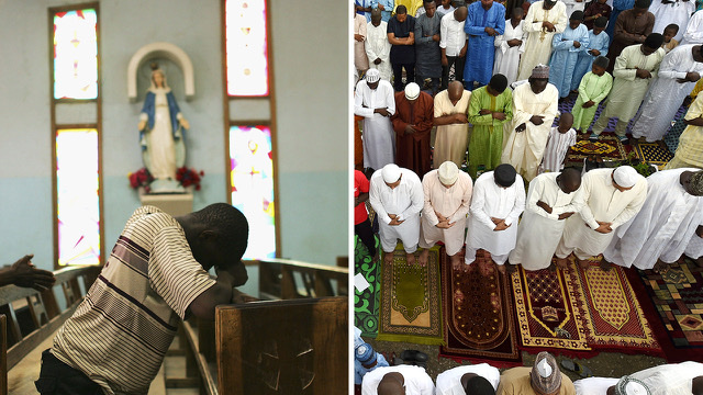 Nigerian government lifts ban on religious gathering