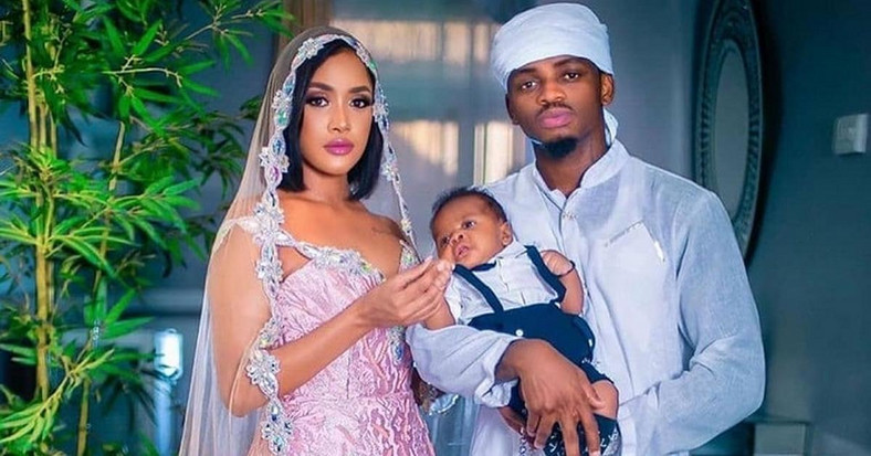 Diamond Platnumz Is Not Helping Raise Our Son And I Don't Need It - Tanasha Donna