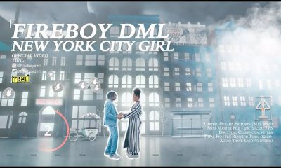 Fireboy DML New York City Girl Video Mp4 Download