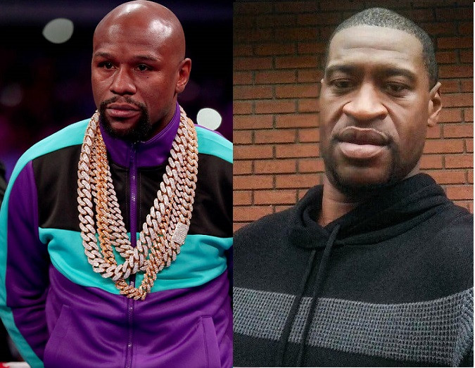 Floyd Mayweather Want To Take Care Of George Floyd's Funeral Expenses In Four Different Cities