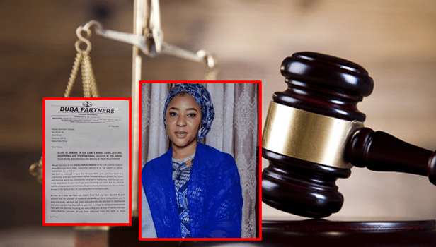 Former Boyfriend Of Hameed Ali's New Wife Demands Refund Of N9.08m
