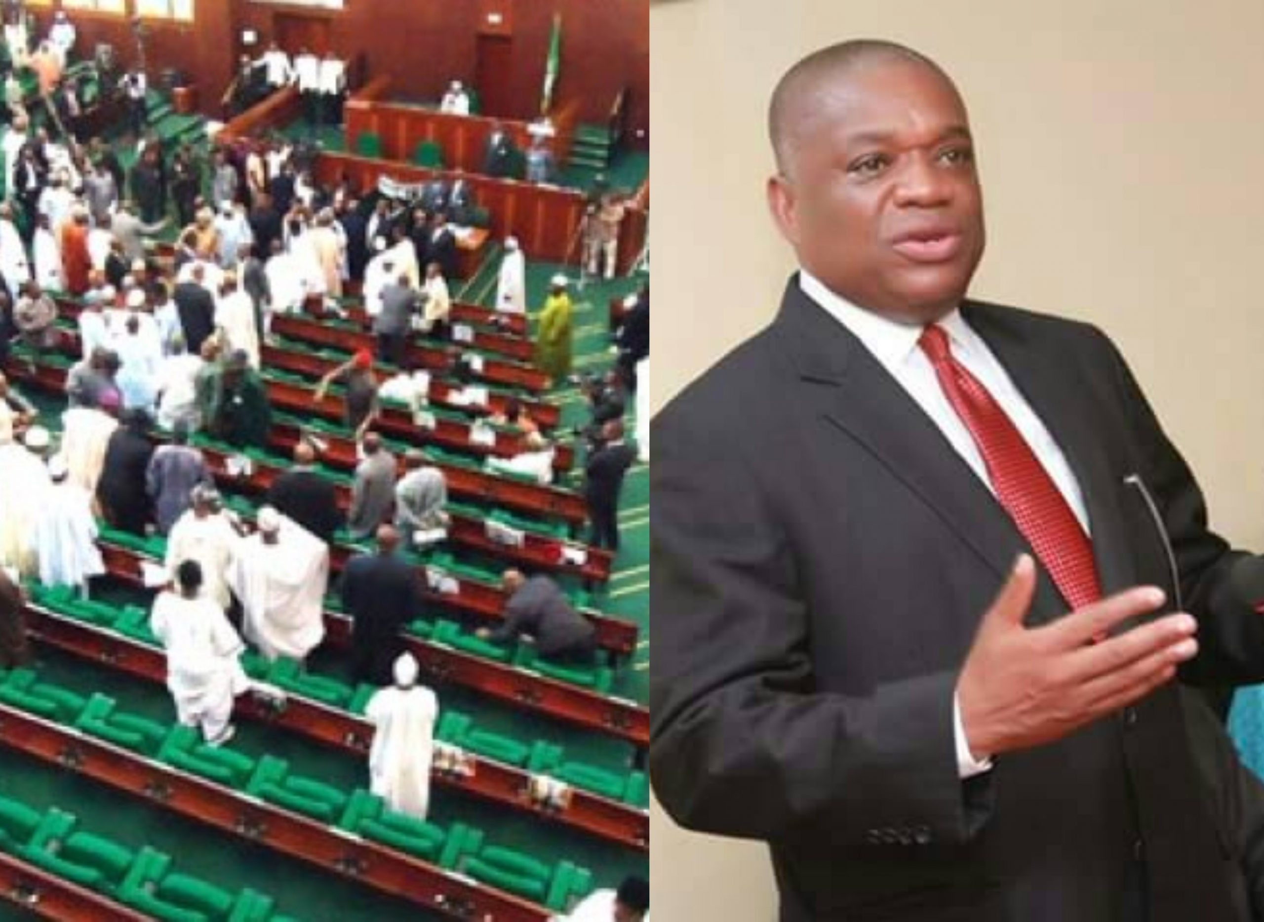 Going To Prison Is An Honour For Politicians - Reps Leadership Tells Orji Uzor Kalu