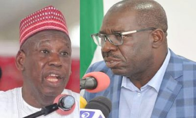 Governor Ganduje Supports Obaseki's Disqualification From APC Primaries