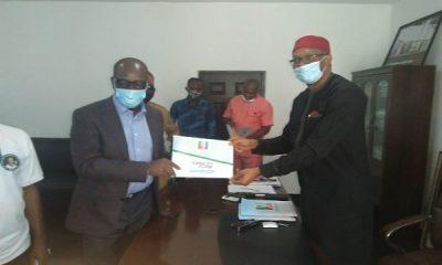 Edo 2020: Governor Obaseki Submits Form For Guber Race