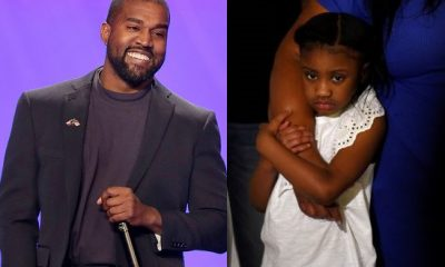 Kanye West Donates $2million, Sets Up College Fund For George Floyd's Daughter