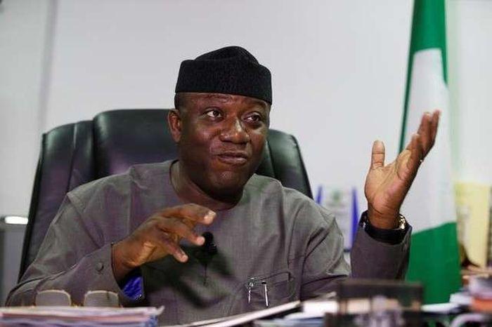 Ekiti State Sues AGF, AG Of Lagos, Ogun