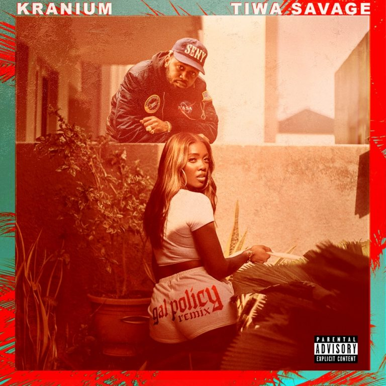 Kranium Ft Tiwa Savage – Gal Policy (Remix)