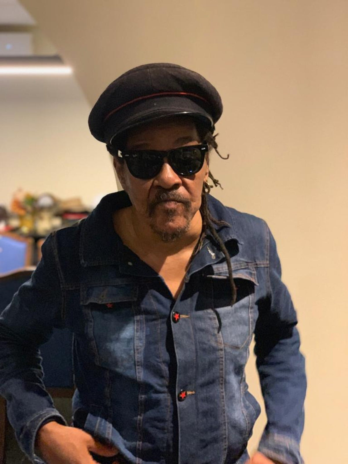Majek Fashek Will Be Buried In The U.S – Son