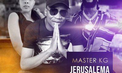 Master KG Ft Burna Boy, Nomcebo Jerusalema Remix Mp3 Download
