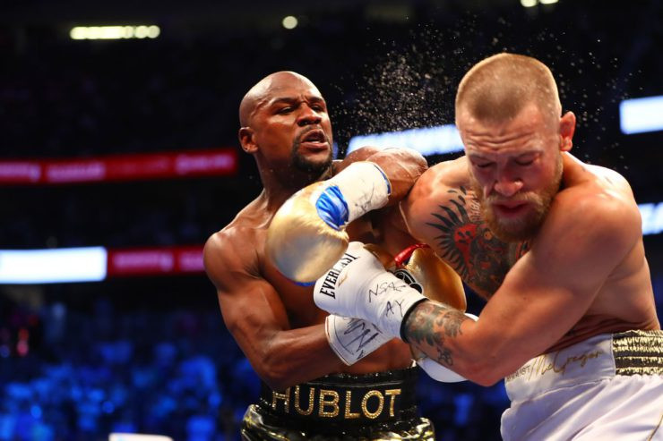 Floyd Mayweather Reacts To Conor McGregor's Retirement