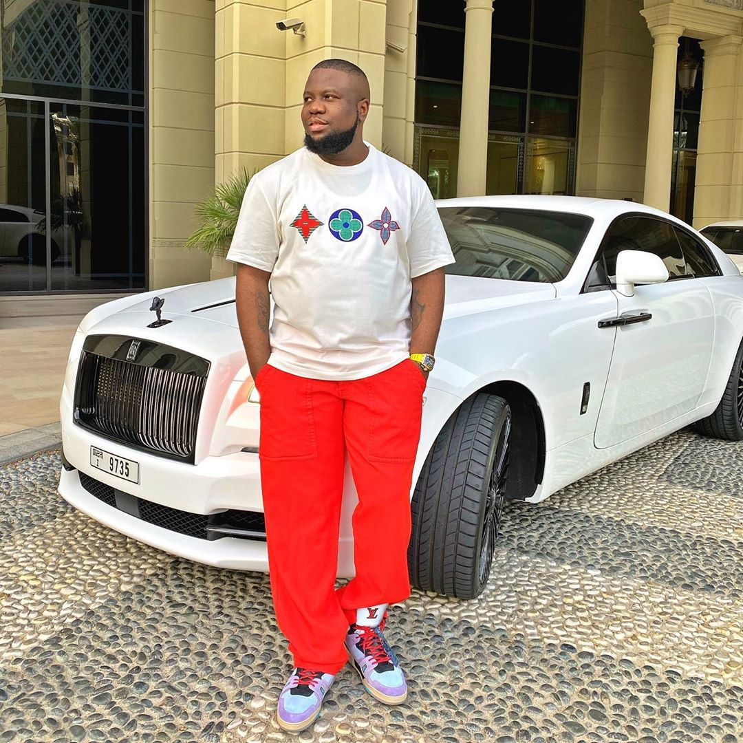 Meet Four Other People Arrested With Hushpuppi In Dubai (Photos)