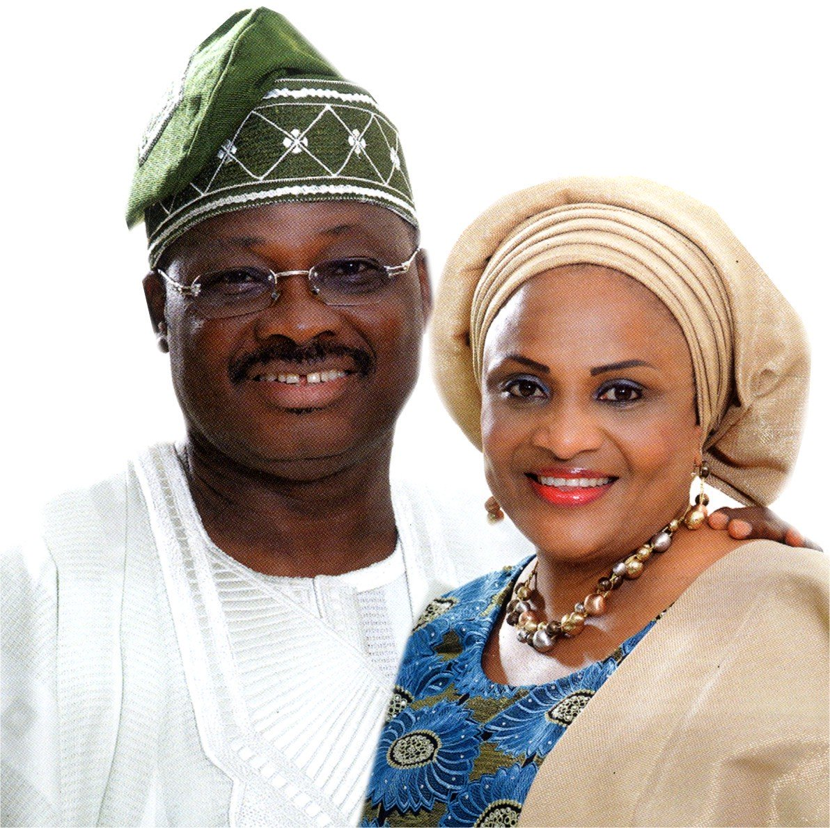 My Husband Deserves Better – Ajimobi's Wife Attacks Governor Makinde