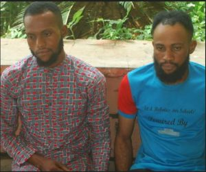 Faces Of Men Arrested With 36 ATM Cards Suspected To Have Been Stolen In Niger 4