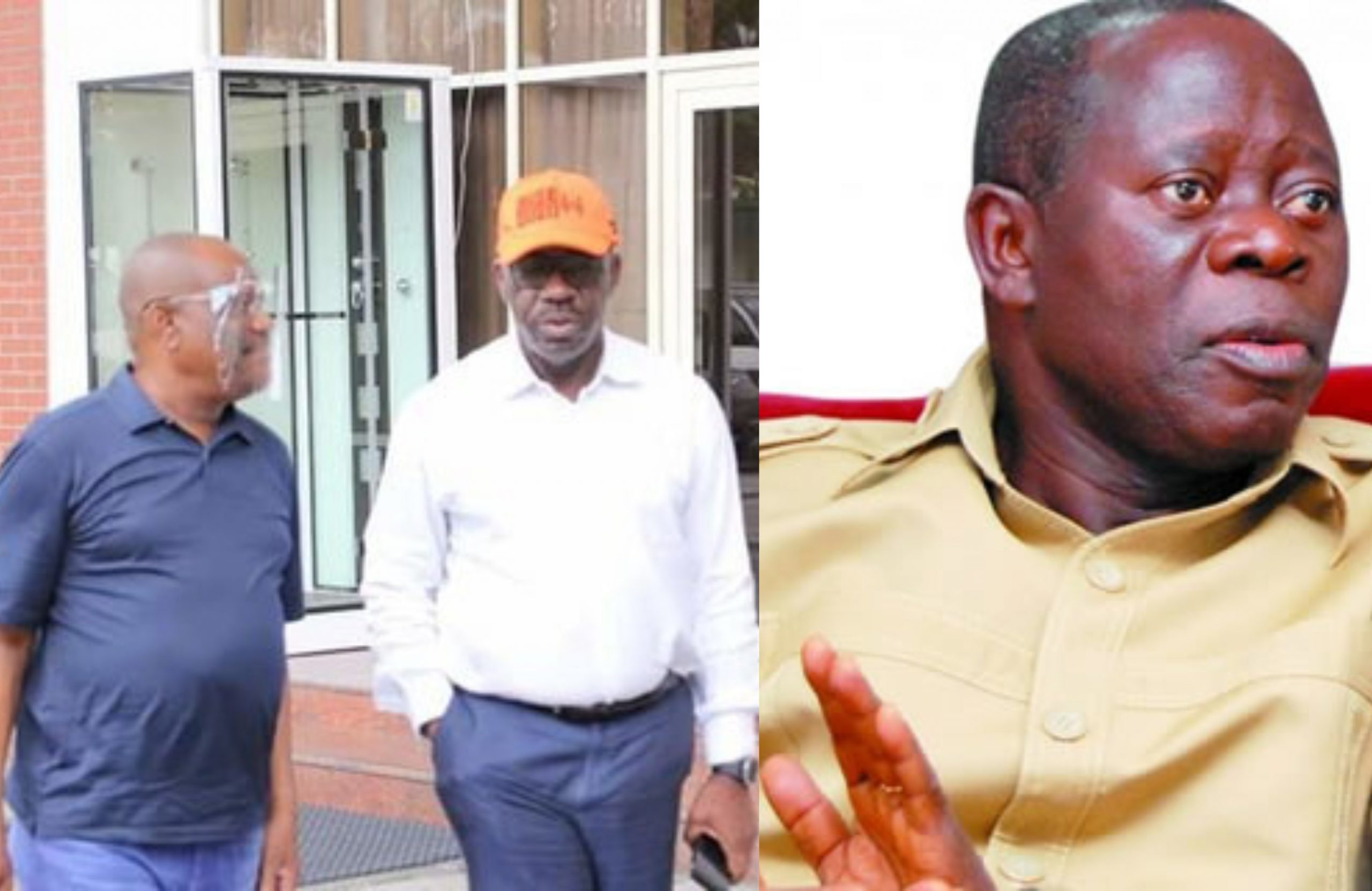 Obaseki Was Disqualified By Someone Who Doesn't Have A Certificate — Governor Wike Slams Oshiomhole