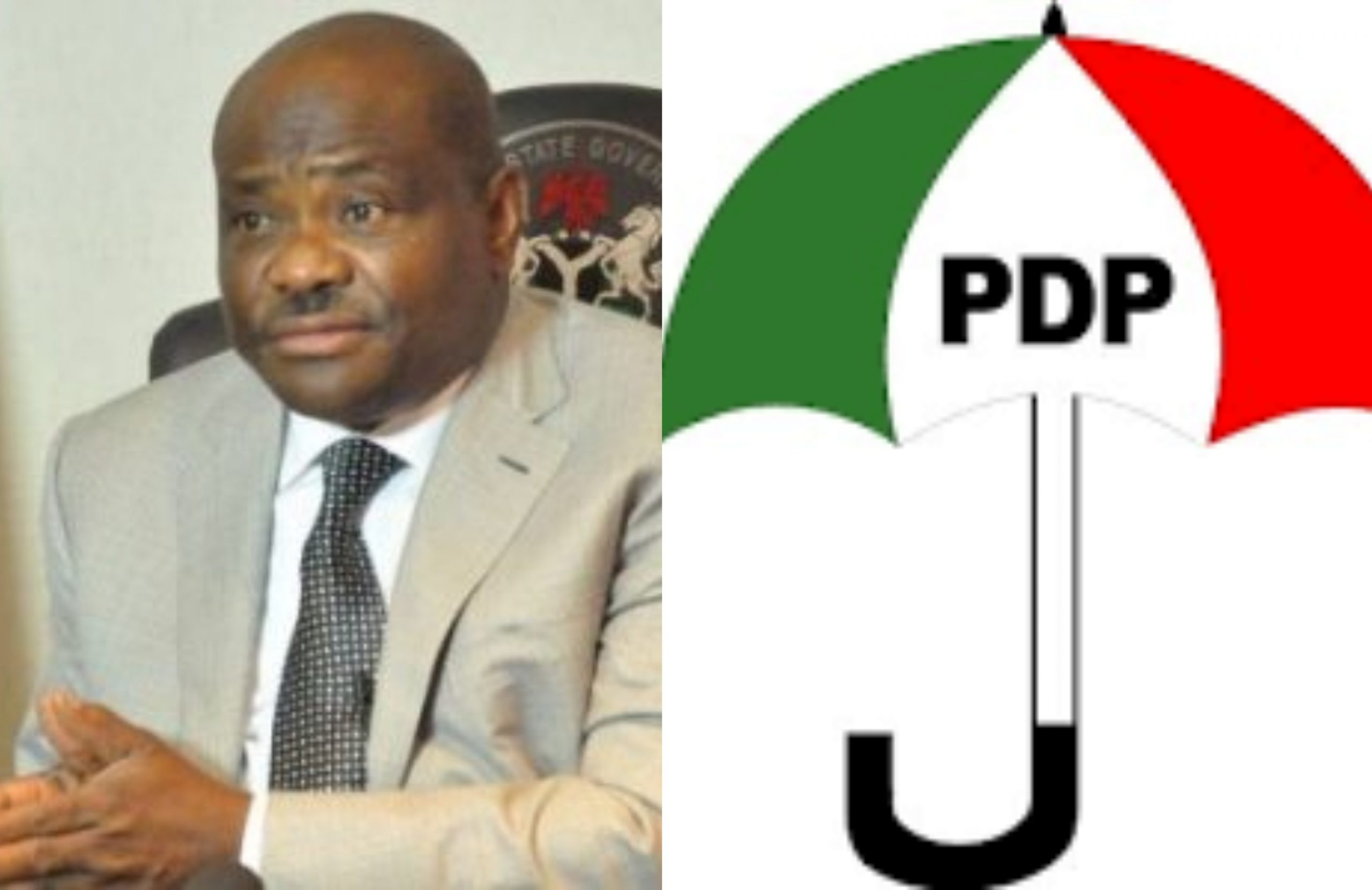 PDP Reacts After Governor Wike Called Their Leaders 'Tax Collectors'