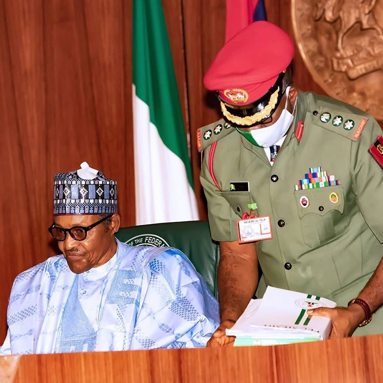 President Buhari Approves Appointment Of Abubakar Musa As His New Chief Personal Security Officer