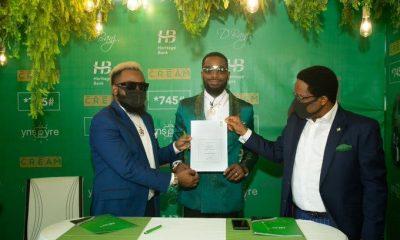 Rape Allegations: D'Banj's N45Million Endorsement Deal With Heritage Bank Suspended