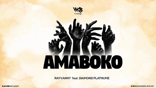 Rayvanny Ft Diamond Platnumz Amaboko Mp3 Download