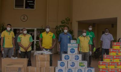 Flour Mills Nigeria Provides COVID-19 Support To Nigerians 19