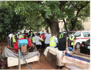 Abuja COVID-19 Response Team On Strike Over Non-payment Of N30k Daily Allowances 3