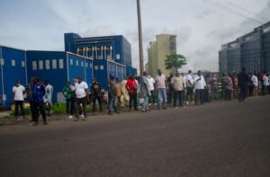 Dockworkers Commend President Buhari, FG For Reopening BUA Terminal, Rivers Port 4